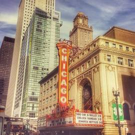 Paul Velgos - Chicago Theatre #chicago