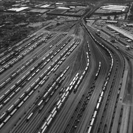 Thomas Woolworth - Chicago Transportation 02 Black and White