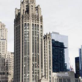 Thomas Woolworth - Chicago Tribune Tower