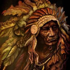 Wade Starr - Chief Dark Horse