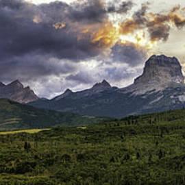 Thomas Schoeller - Chief Mountain-Rocky Mountain front Montana