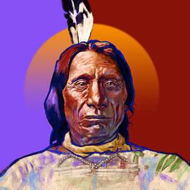 Arie Vanderwyst - Chief Red Cloud