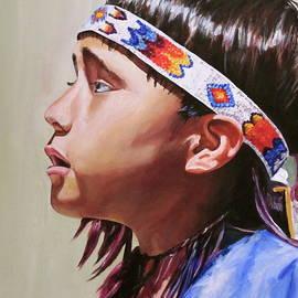 Lillian  Bell - Child of the plains