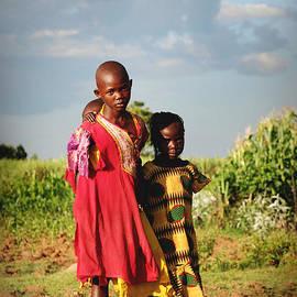 Janna Scott - Children In Africa