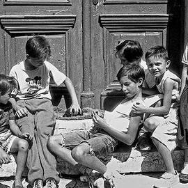 Mirza Ajanovic - Children of Sarajevo _ Children of War