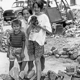 Mirza Ajanovic - Children of Sarajevo 92 _ Children of War