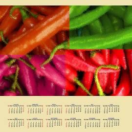 Bruce Nutting - Chili Pepper 2014 Calendar