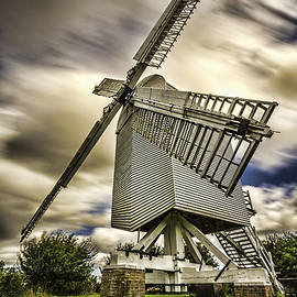 David Attenborough - Chillenden Windmill Kent