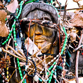 Roselynne Broussard - Chimayo Shrine