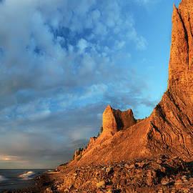 Mark Papke - Chimney Bluffs 2