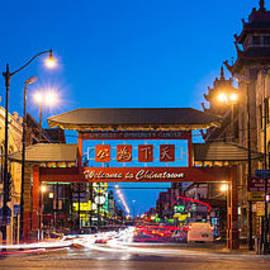 Steve Gadomski - Chinatown Chicago