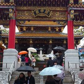 Yoshikazu Yamaguchi - Chinatown of Yokohama B