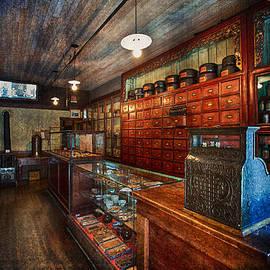 Eti Reid - Chinese apothecary vintage textures