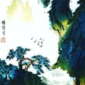 Rose Wang - Chinese landscape