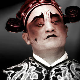 Ian Gledhill - Chinese Opera   Actor