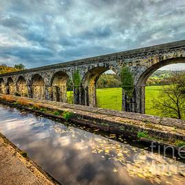 Adrian Evans - Chirk Aqueduct 1801