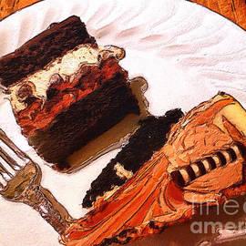 Claire Bull - Chocolate Dessert