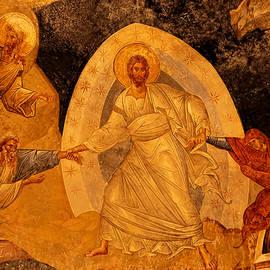 Chora Raising of Adam and Eve