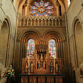 Stephen Stookey - Christ Church Cathedral Altar
