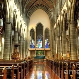 Bob Christopher - Christ Church Cathedral Victoria British Columbia
