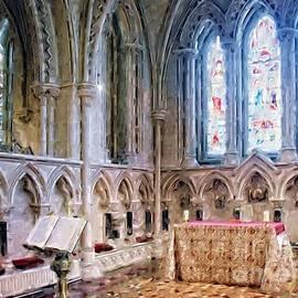 Bob Newland - Christ Church Dublin