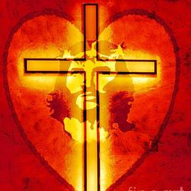 Annie Zeno - Jesus Christ His Heart And The Cross