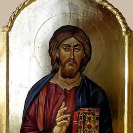 Filip Mihail - Christ Pantocrator