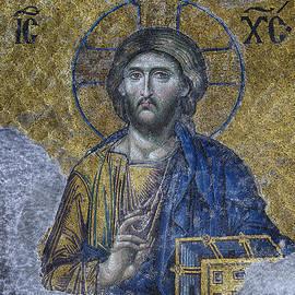 Stephen Stookey - Christ Pantocrator III
