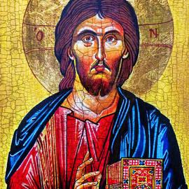 Ryszard Sleczka - Christ the Pantocrator Icon