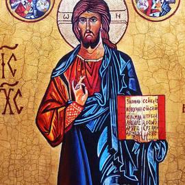 Ryszard Sleczka - Christ the Pantocrator