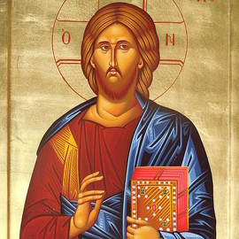 Theodoros Patrinos - Christ