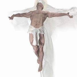 Joaquin Abella - Christ weightless