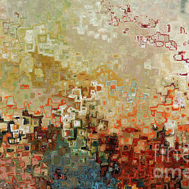 Mark Lawrence - Christian Art- Wherever You Go. Joshua 1 9