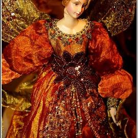 Photographic Art and Design by Dora Sofia Caputo - Christmas Angel