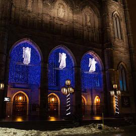 Georgia Mizuleva - Christmas Angels - Notre-Dame de Montreal Basilica