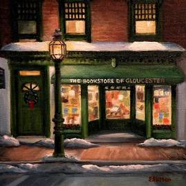 Eileen Patten Oliver - Christmas At The Bookstore of Gloucester