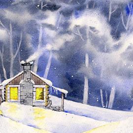 Alina Kurbiel - Christmas Cabin