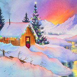 Teresa Ascone - Christmas Cabin
