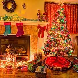 Amanda Stadther - Christmas Scene