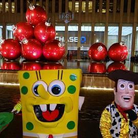 Ed Weidman - Christmas Characters