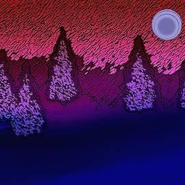 Lenore Senior - Christmas Eve Moon