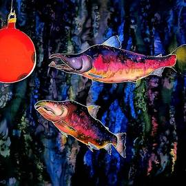Carolyn Doe - Christmas Fish Surprise