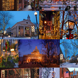 Joann Vitali - Christmas in Boston