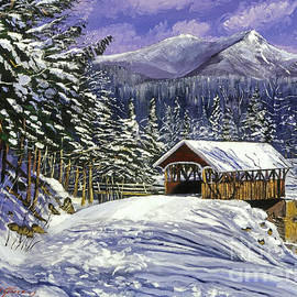David Lloyd Glover - Christmas in New England