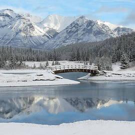 Ramona Johnston - Christmas in the Rockies