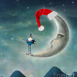 Juli Scalzi - Christmas Moon