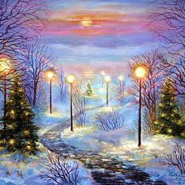 Elena Khomoutova - Christmas Trail