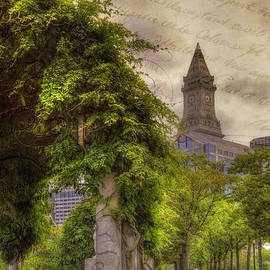 Joann Vitali - Christopher Columbus Park - Boston North End