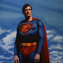 Paul  Meijering - Christopher Reeve as Superman