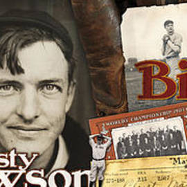 Retro Images Archive - Christy Mathewson Panoramic